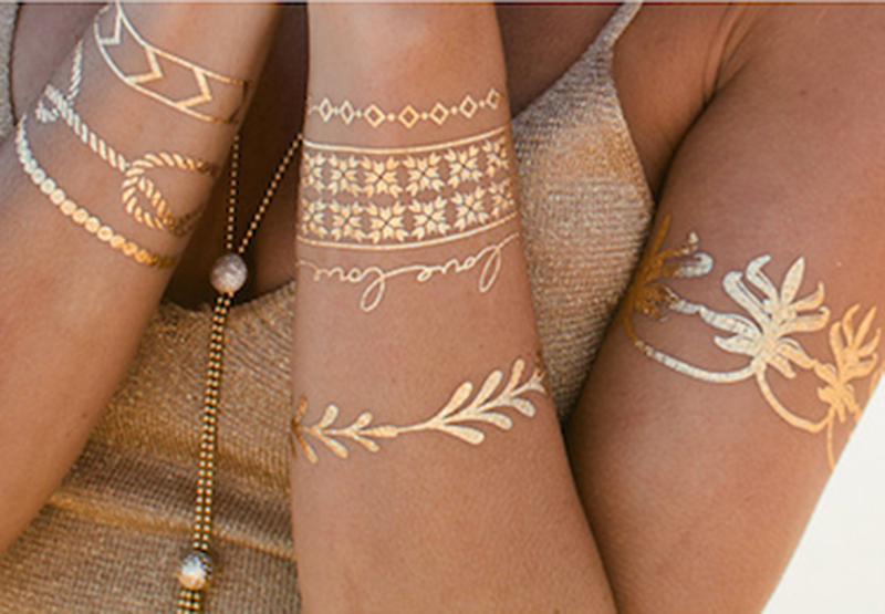 Temporary Tattoos - Face Box Boutique